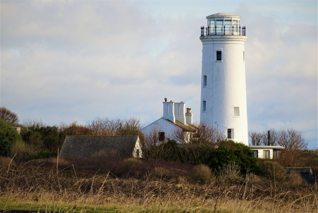 Coastal Road Trip, Isle of Portland, Portland Bill, Old Lower Lighthouse