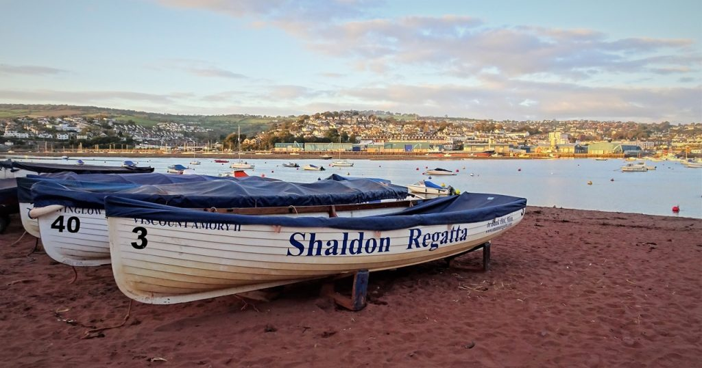 Coastal Road Trip, Shaldon, Boat, Regatta, Teignmouth