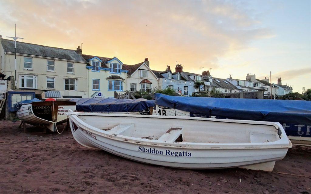 Coastal Road Trip, Shaldon, Boat, Regatta