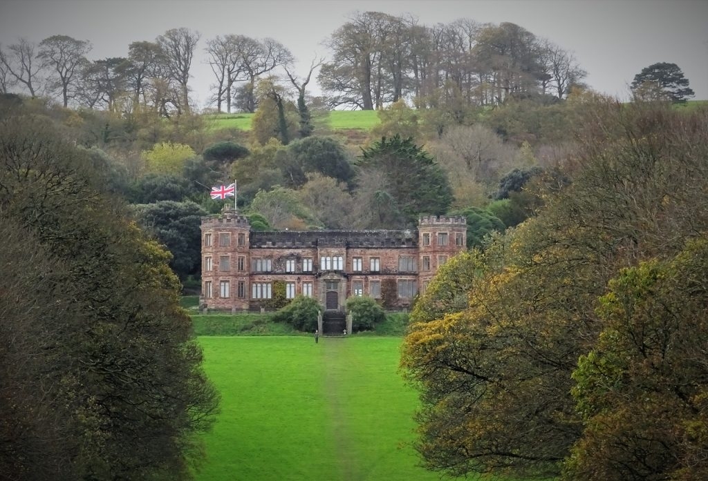 Coastal Road Trip, Mount Edgcumbe, House, Park, Cremyll, River Tamar