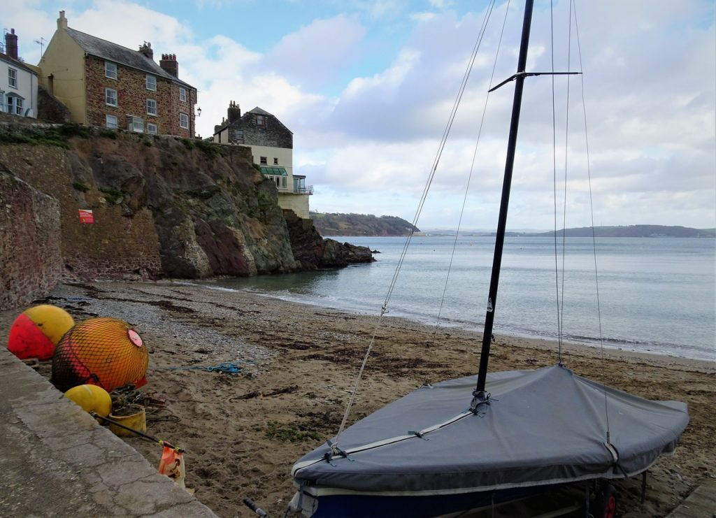 Coastal Road Trip, Cawsand, Beach, Bay, Boat