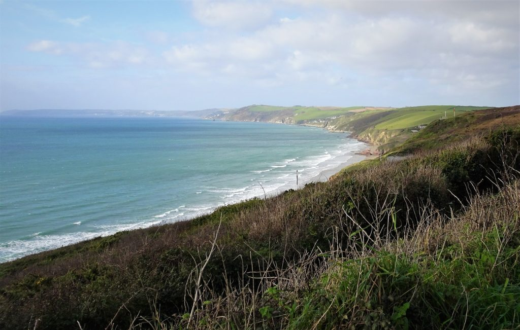 Coastal Road Trip, Whitsand Bay, Military Road, Freathy