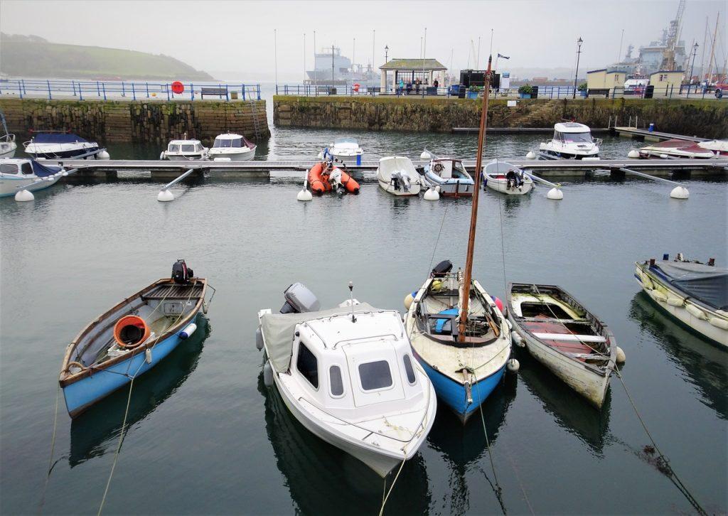 Coastal Road Trip, Falmouth, Falmouth Custom House Quay