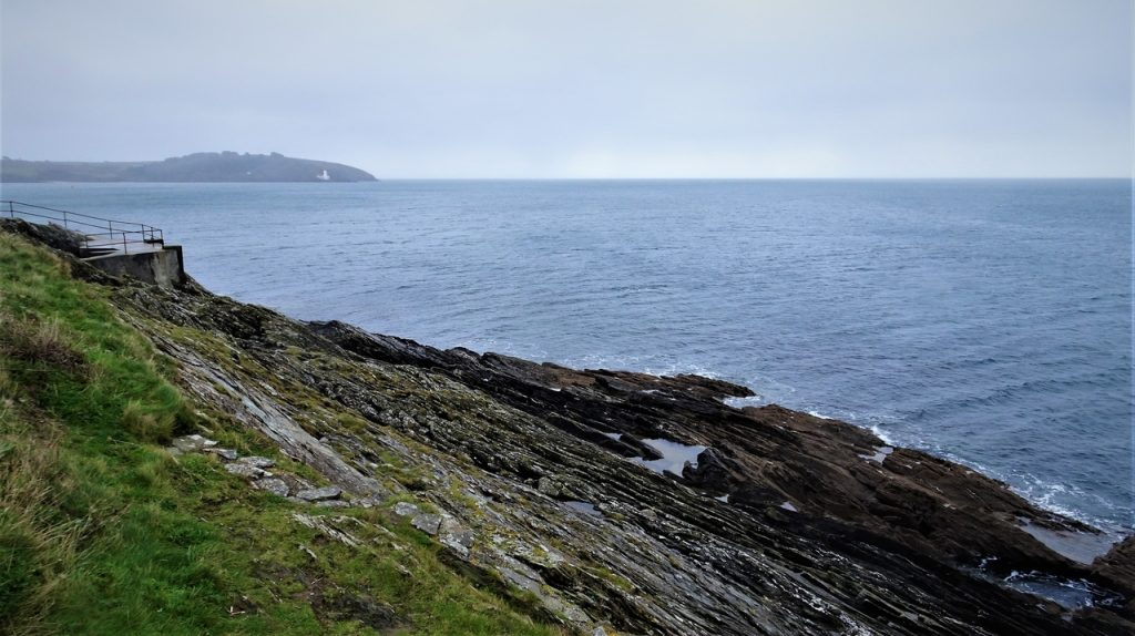 Coastal Road Trip, Pendennis Head, St Anthony Lighthouse