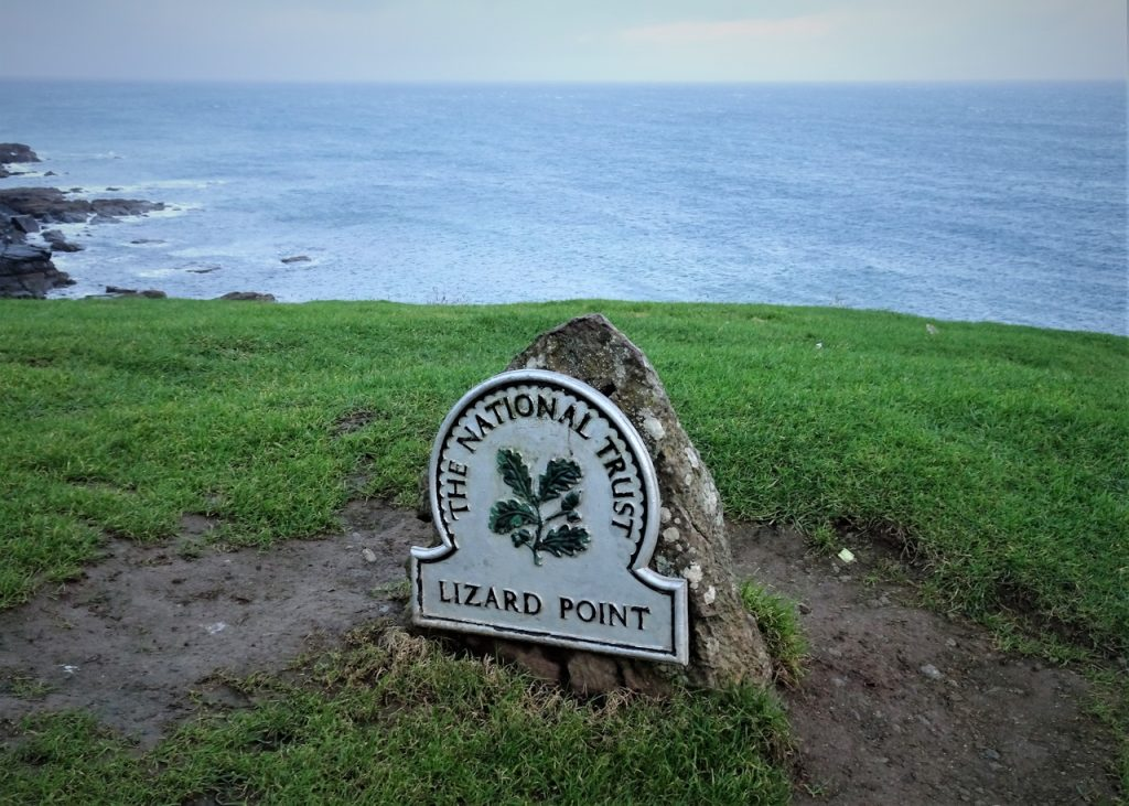 Coatal Road Trip, Lizard Point, National Trust, Most Southerly Point of Mainland Britain