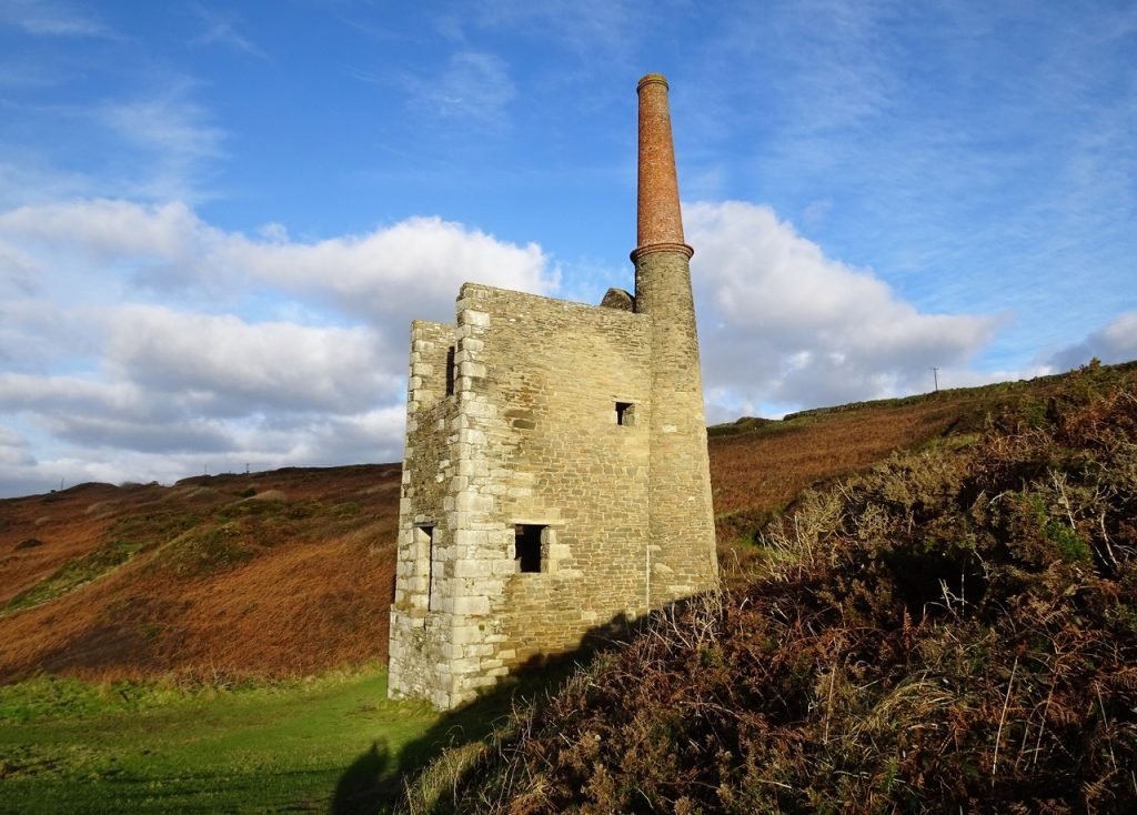 Coastal Road Trip, Rinsey Cove, Wheal Prosper, National Trust, Tin, Copper, Mine,