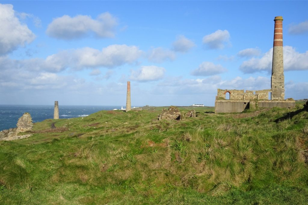 Coastal Road Trip, Pendeen, Levant Mine, National Trust, Chiney, Beam Engine