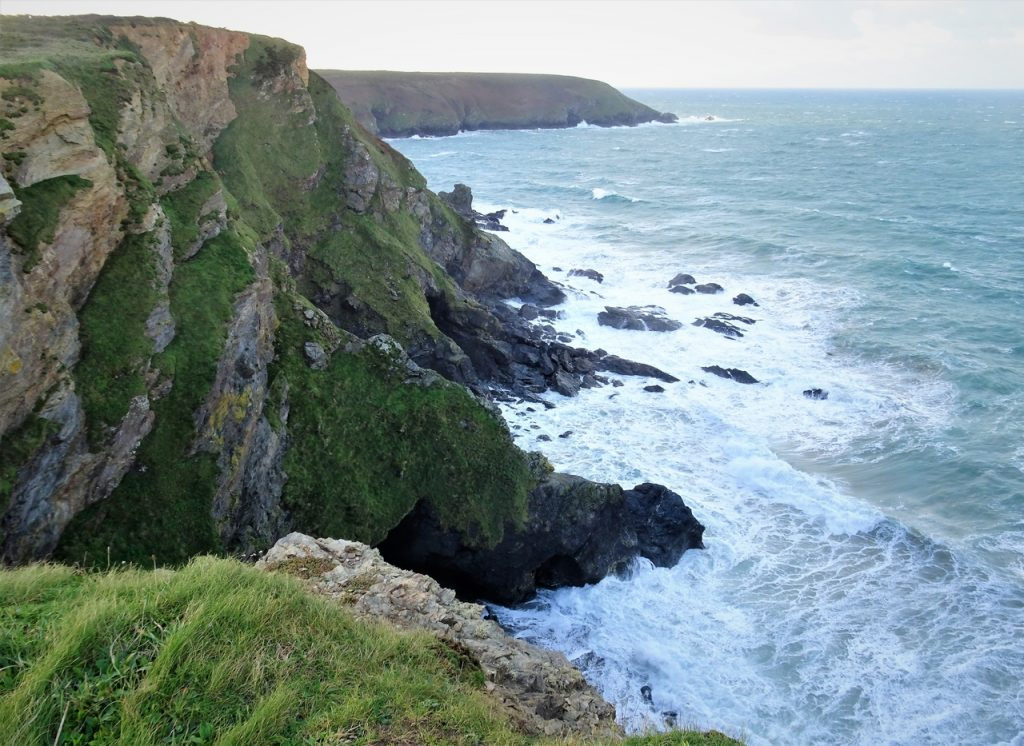 Coastal Road Trip, Hell's Mouth, Navax Point, Godrevy-Portreath Heritage Coast, National Trust
