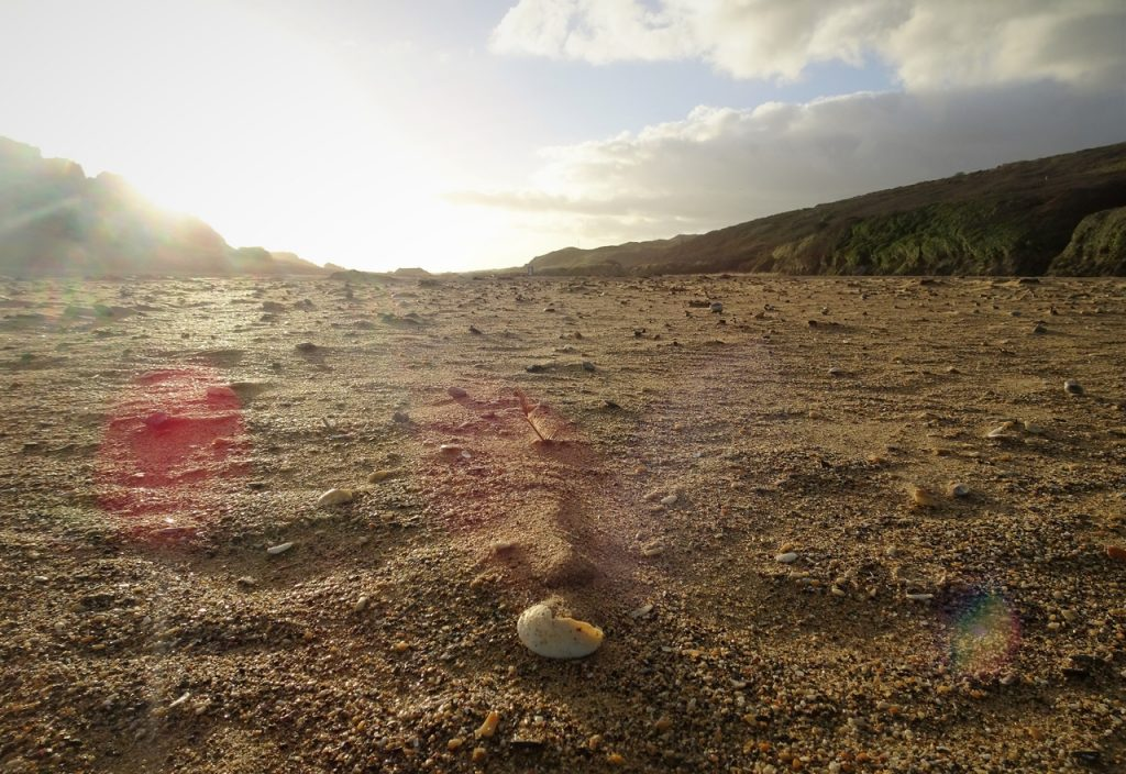 Coastal Road Trip, Holywell, Bay, Beach, National Trust, Sunrise, Shells