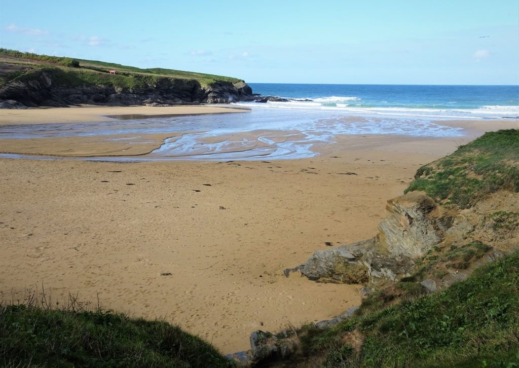 Coastal Road Trip, Treyarnon Bay, Beach, Padstow