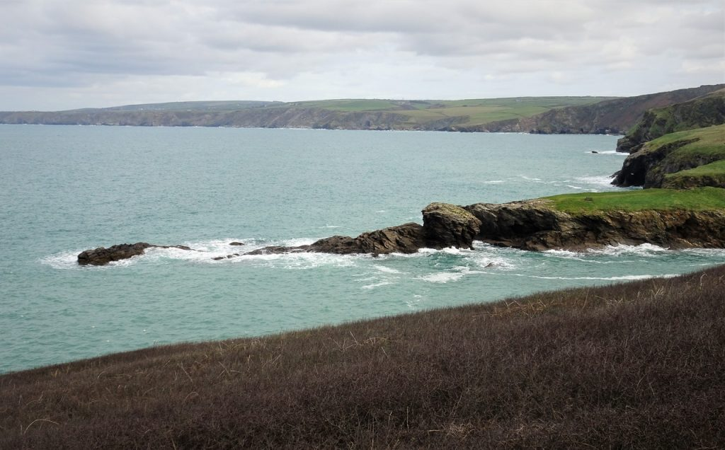 Coastal Road Trip, Port Isaac, Port Isaac Bay, Treknow