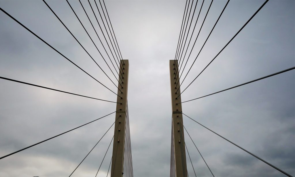 Coastal Road Trip, Dartford Crossing, Queen Elizabeth II Bridge, Cable-stayed Bridge