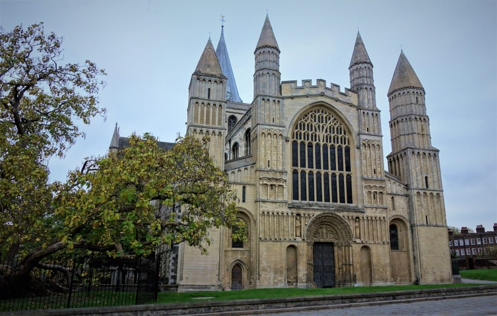 Coastal Road Trip, Rochester, Rochester Cathedral