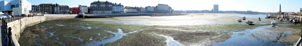Coastal Road Trip, Margate, The Bay, Harbour, Panorama,