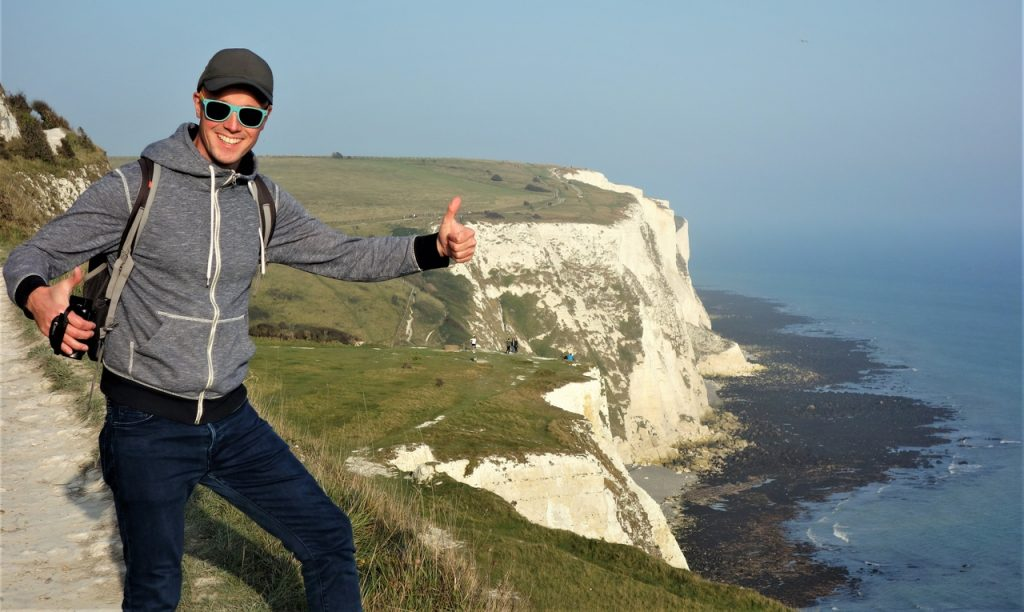 Coastal Road Trip, Dover, White Cliffs of Dover, National Trust, Jarno