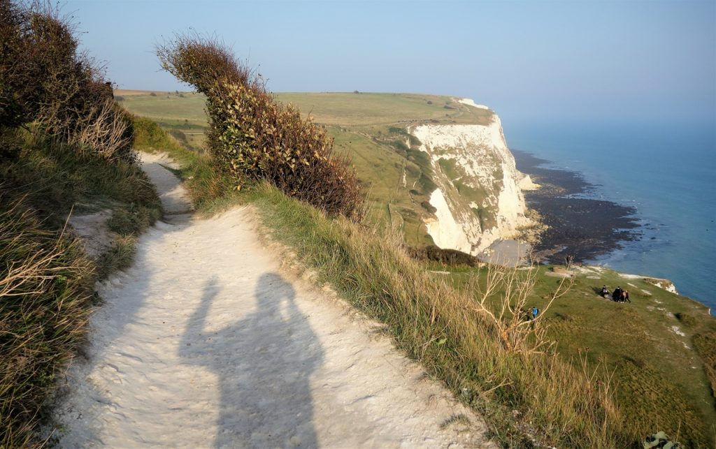 Coastal Road Trip, Dover, White Cliffs of Dover, National Trust, Julian Shadow