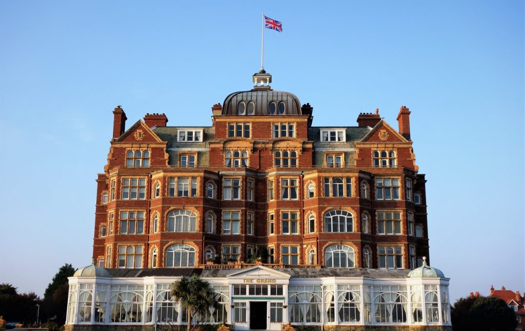 Coastal Road Trip, Folkestone, The Grand, Hotel