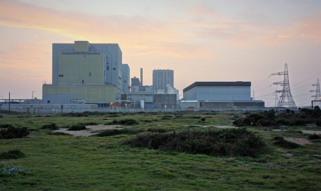 Coastal Road Trip, Dungeness, Nuclear Power Station, Romney Marsh, EDF Energy