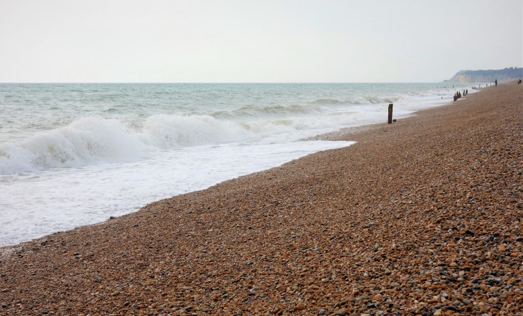 Coastal Road Trip, Winchelsea Beach, Waves