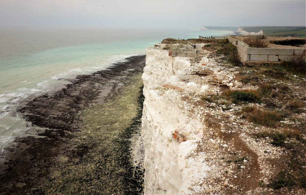 Coastal Road Trip, Beachy Head, Belle Tout Lighthouse, Old Foundations, Birling Gap, Seven Sisters