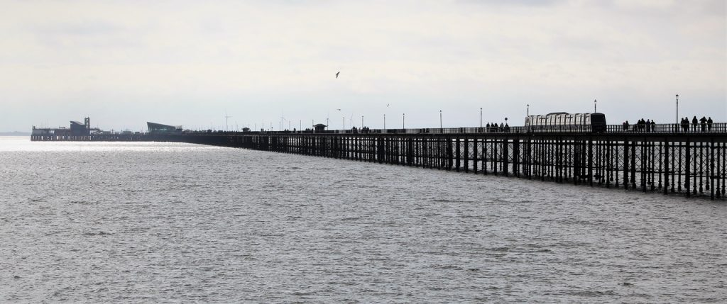 Coastal Road Trip, Southend-on-Sea, Pier