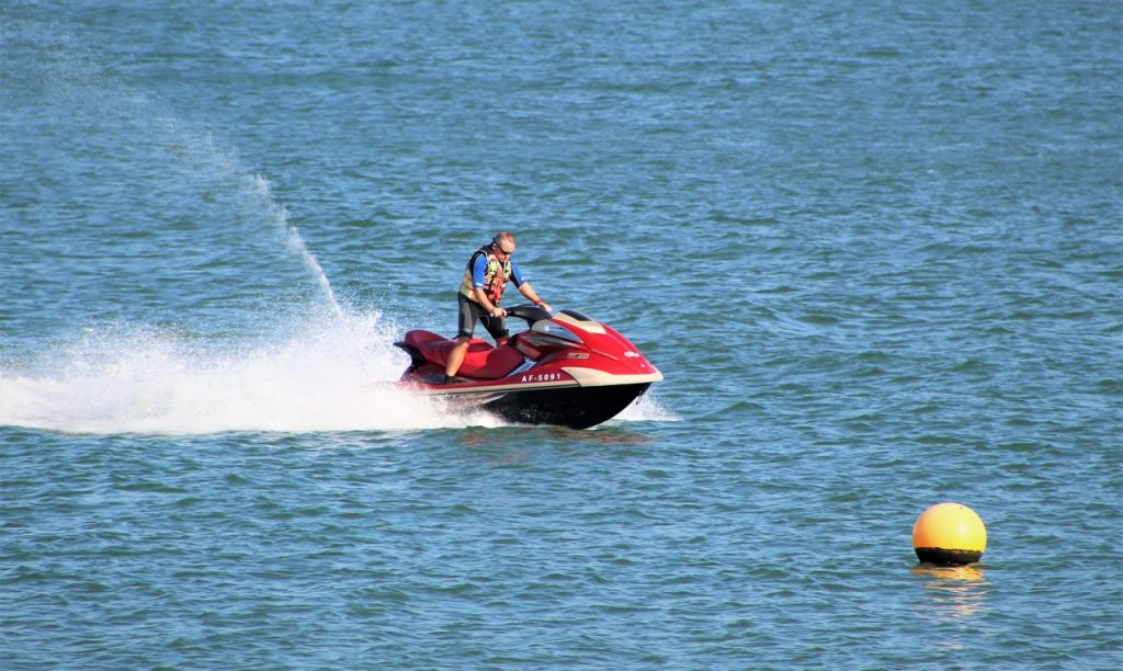 Coastal Road Trip, Herne Bay, Jet Ski