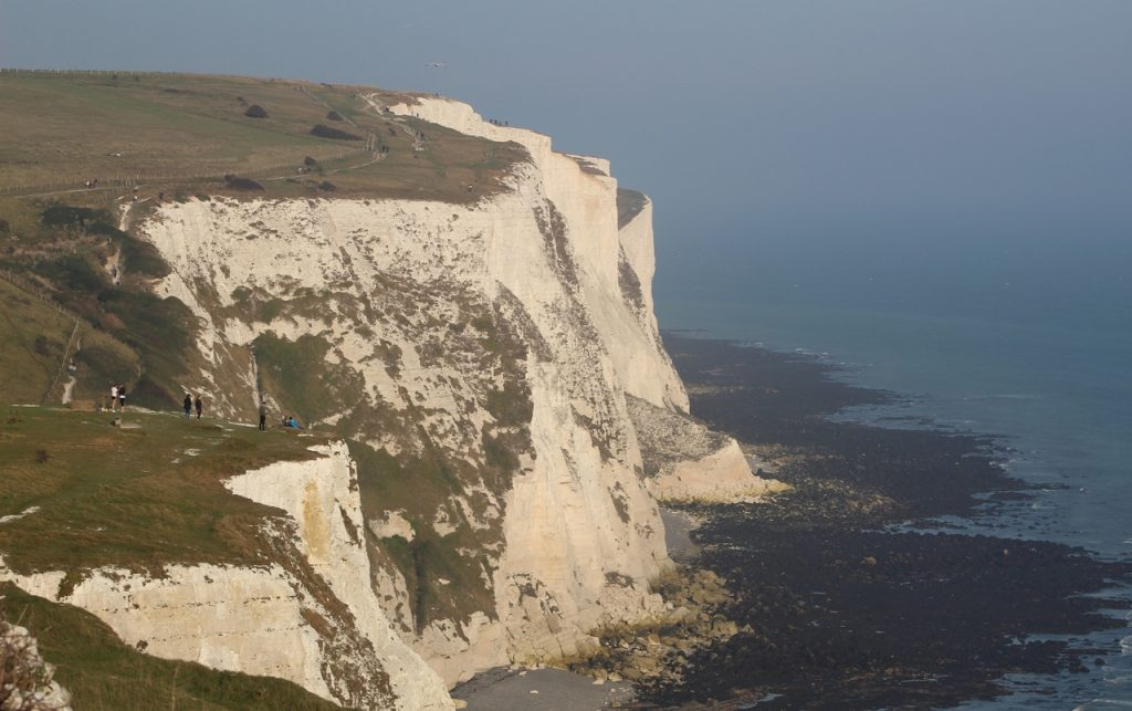 Coastal Road Trip, Dover, White Cliffs of Dover, National Trust
