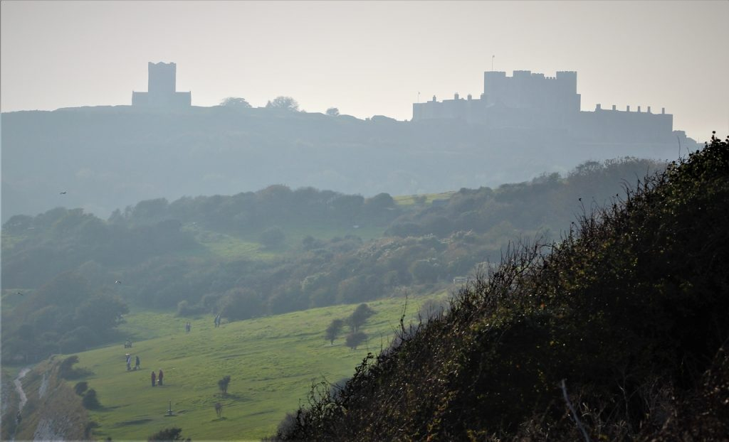 Coastal Road Trip, Dover, Dover Castle, English Heritage