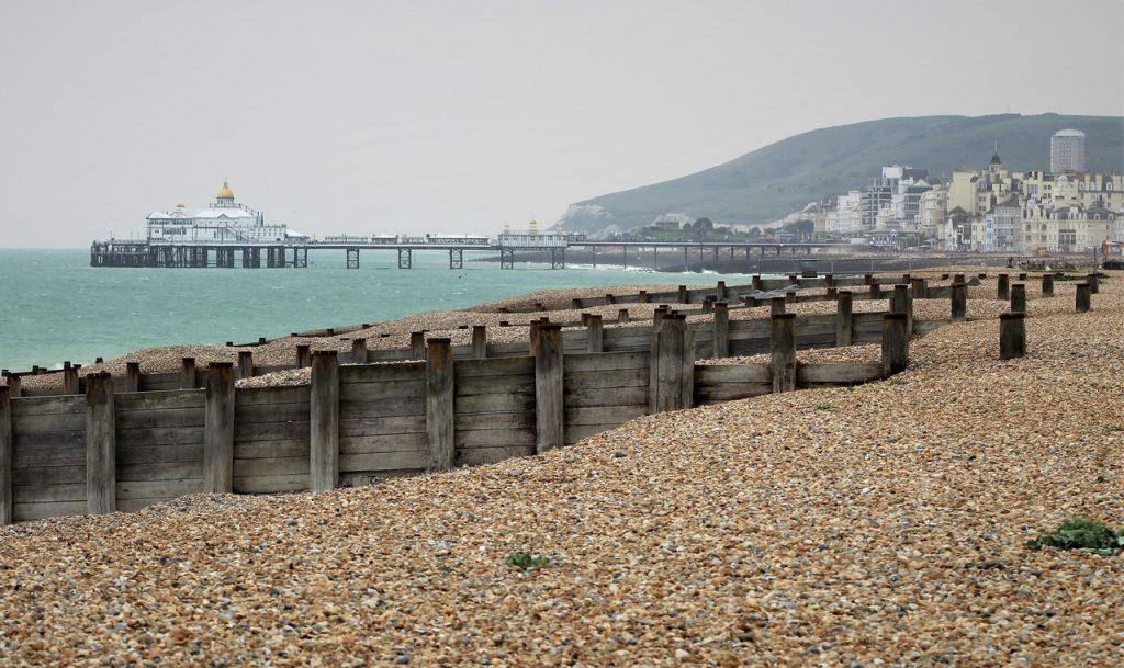 Coastal Road Trip, Eastbourne, Eastbourne Pier, Beach