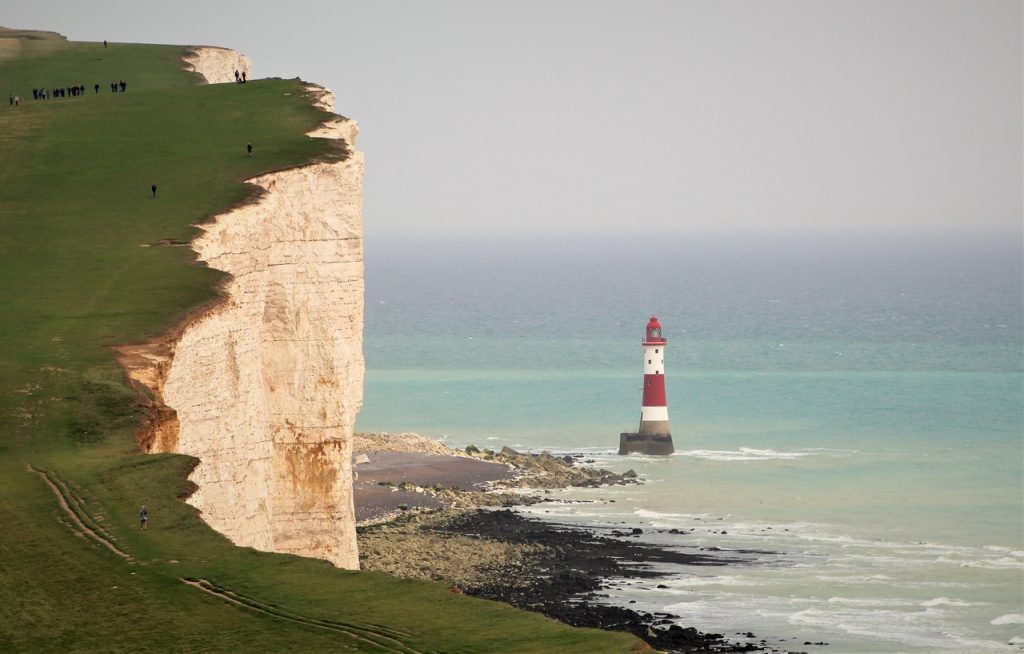 Coastal Road Trip, Beachy Head, Beachy Head Lighthouse, Cliffs