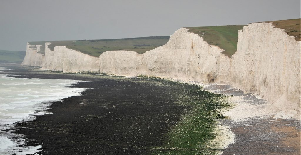 Coastal Road Trip, Birling Gap, Seven Sisters, National Trust,