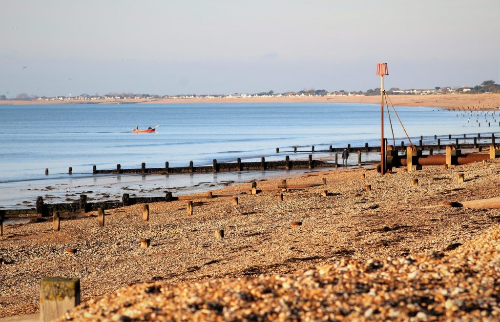 Coastal Road Trip, Bognor Regis, Beach