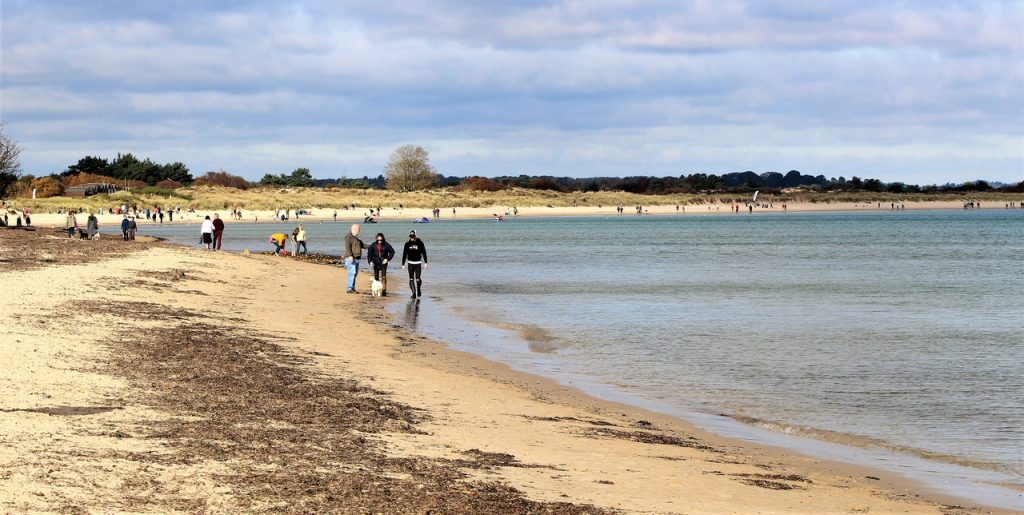 Coastal Road Trip, Studland Beach, Knoll Beach, Studland Bay, Sandbanks Beach