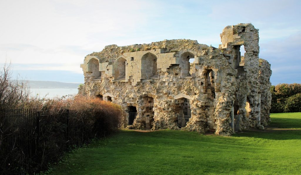 Coastal Road Trip, Weymouth, Sandsfoot Castle