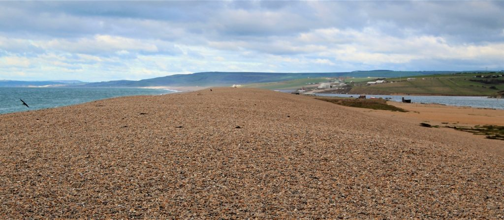 Coastal Road Trip, Portland, Fine Foundation, Chesil Beach