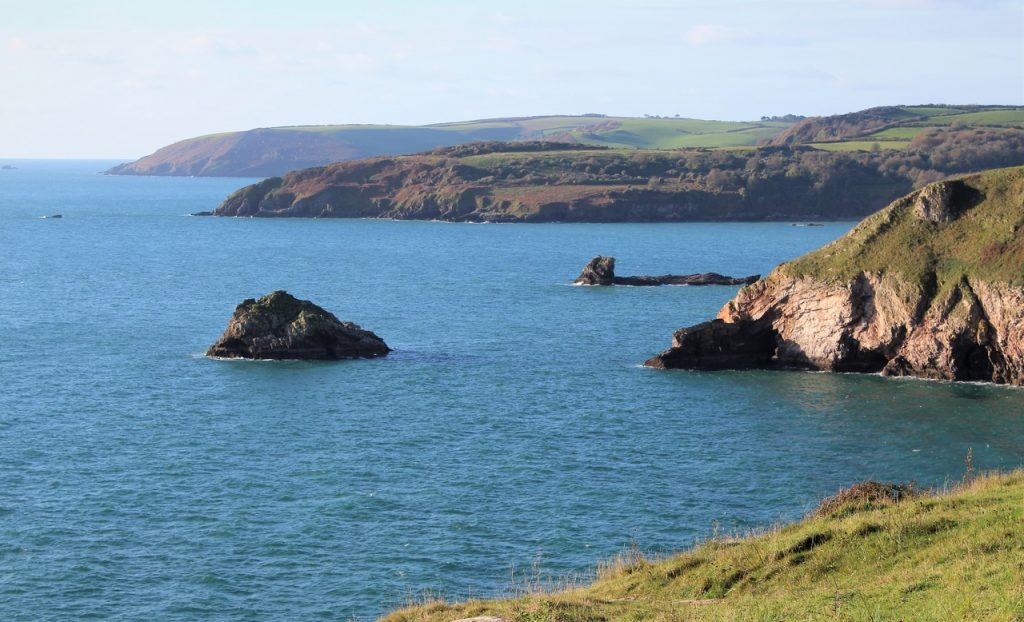 Coastal Road Trip, Berry Head, Brixham, Sharkham Point, St Mary's Bay
