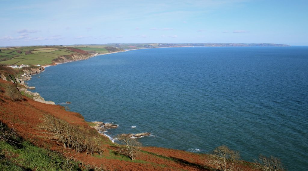 Coastal Road Trip, Start Point, Freshwater Bay, Hallsands, Beesands, Views to Kingswear and Slapton Sands