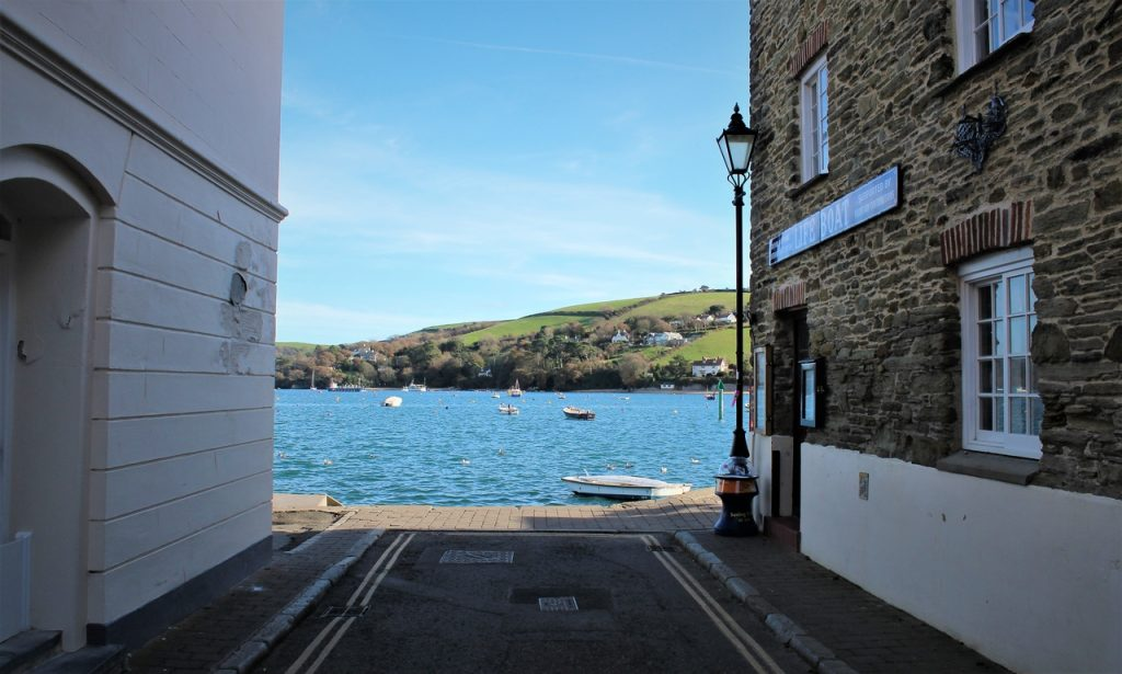 Coastal Road Trip, Salcombe, Union Street, Lifeboat Station, Batson Creek, East Portlemouth