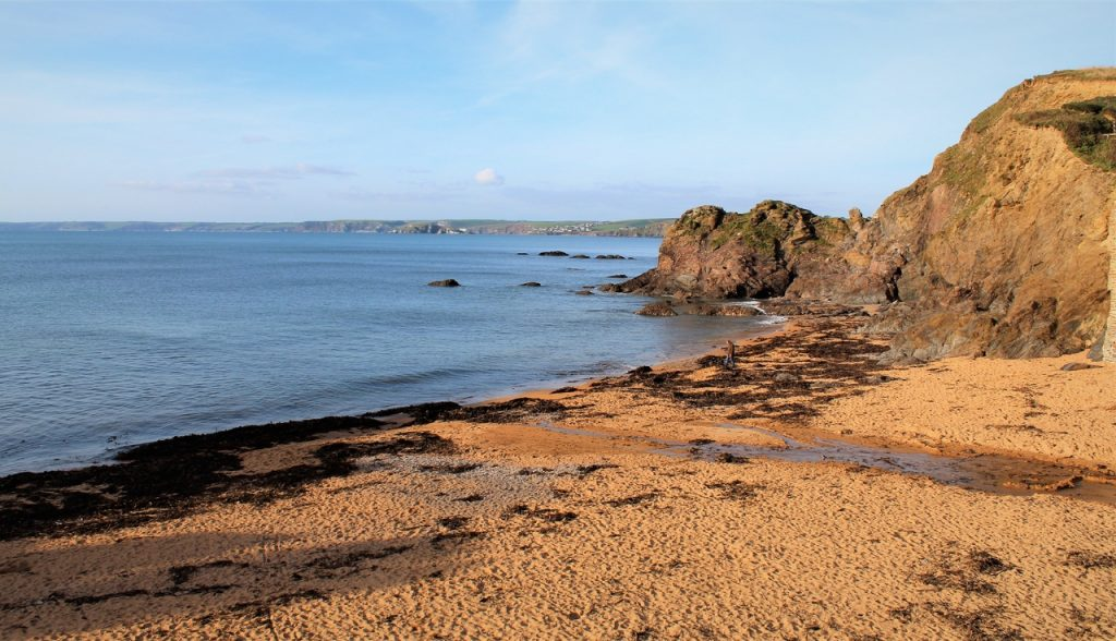 Coastal Road Trip, Hope Cove, Outer Hope, Beach, Views to Burgh Island and Bigbury Bay
