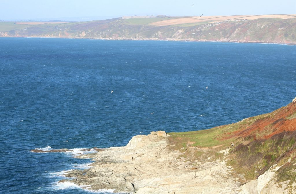 Coastal Road Trip, Rame Head, Whitsand Bay, Fort