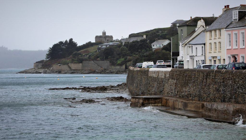Coastal Road Trip, St Mawes, Castle, English Heritage, Roseland Peninsula
