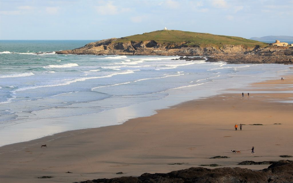 Coastal Road Trip, Newquay, Fistral Beach, Towan Headland