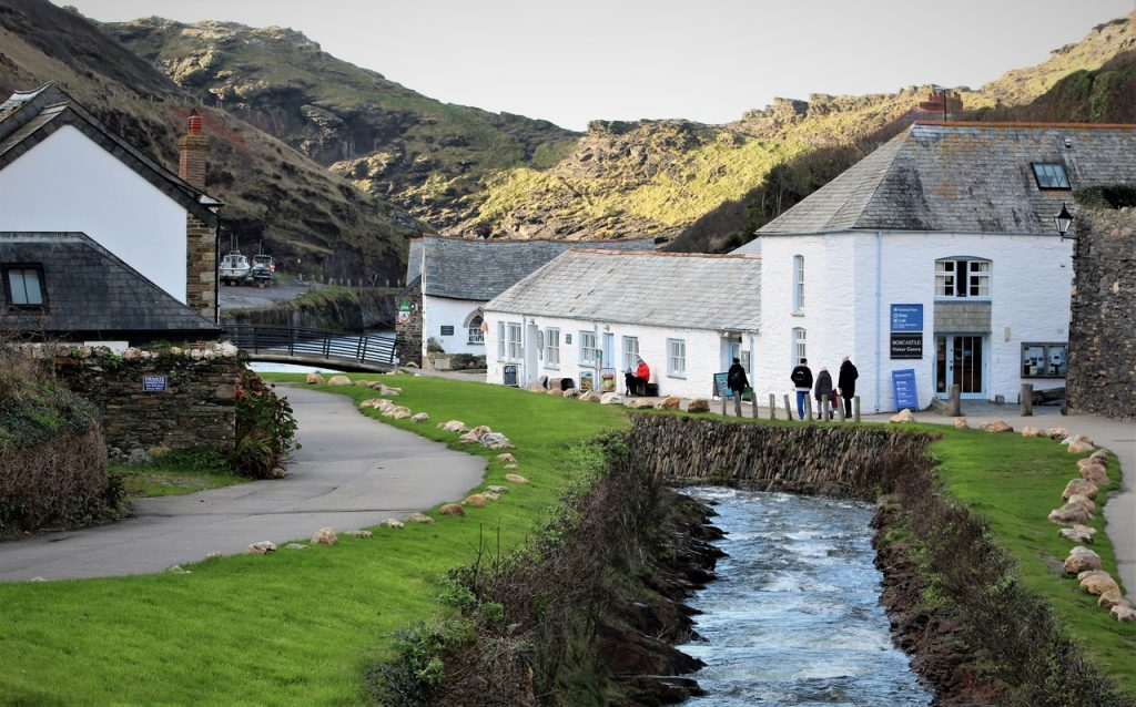 Coastal Road Trip, Boscastle, River Valency, National Trust, National Trust, Flood