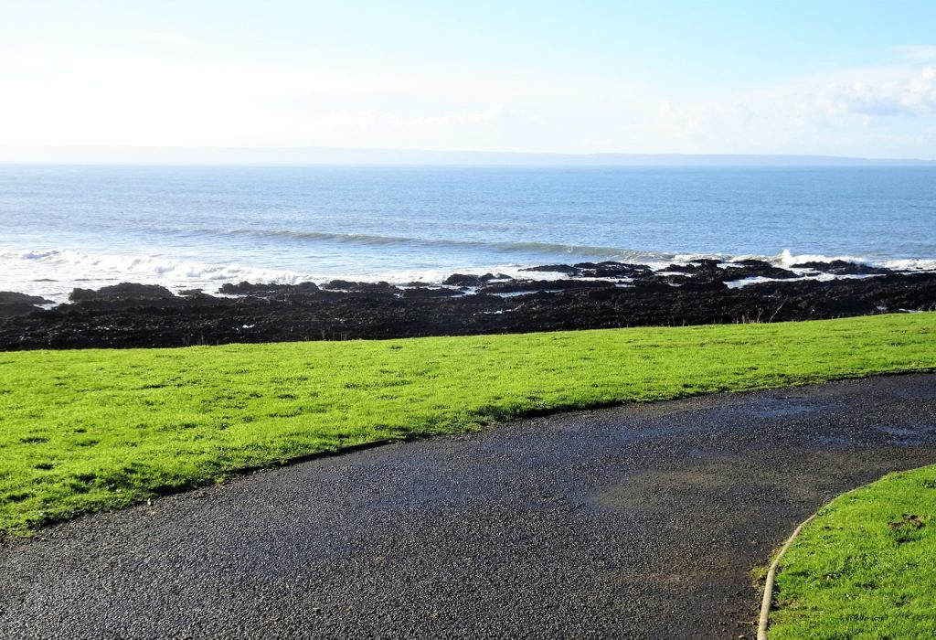 Coastal Road Trip, Croyde Bay, Baggy Point, Private House Drive