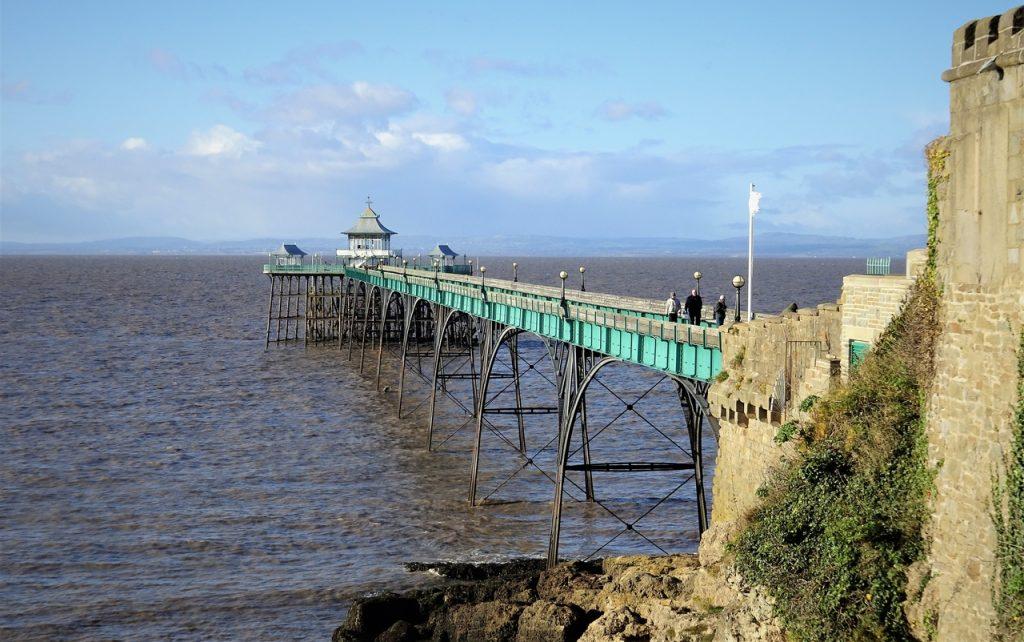 Coastal Road Trip, Clevedon Pier, Heritage Trust