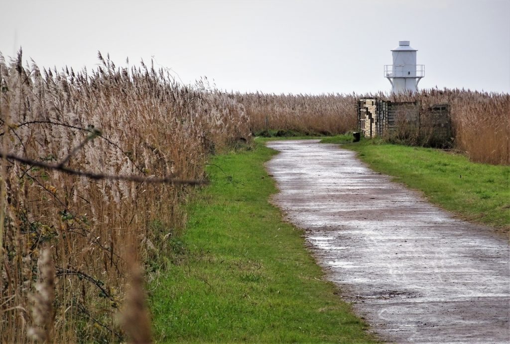 Coastal Road Trip, Newport Wetlands, RSPB, East Usk Lighthouse