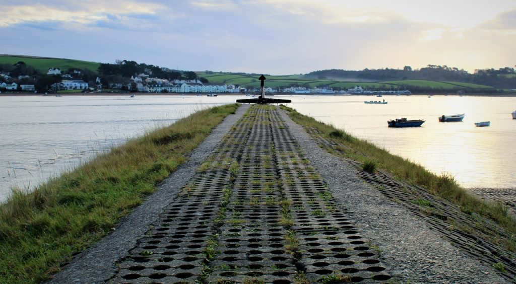 Coastal Road Trip, Appledore Quay, Churchfields Slipway, River Toridge, Taw Torridge Estuary