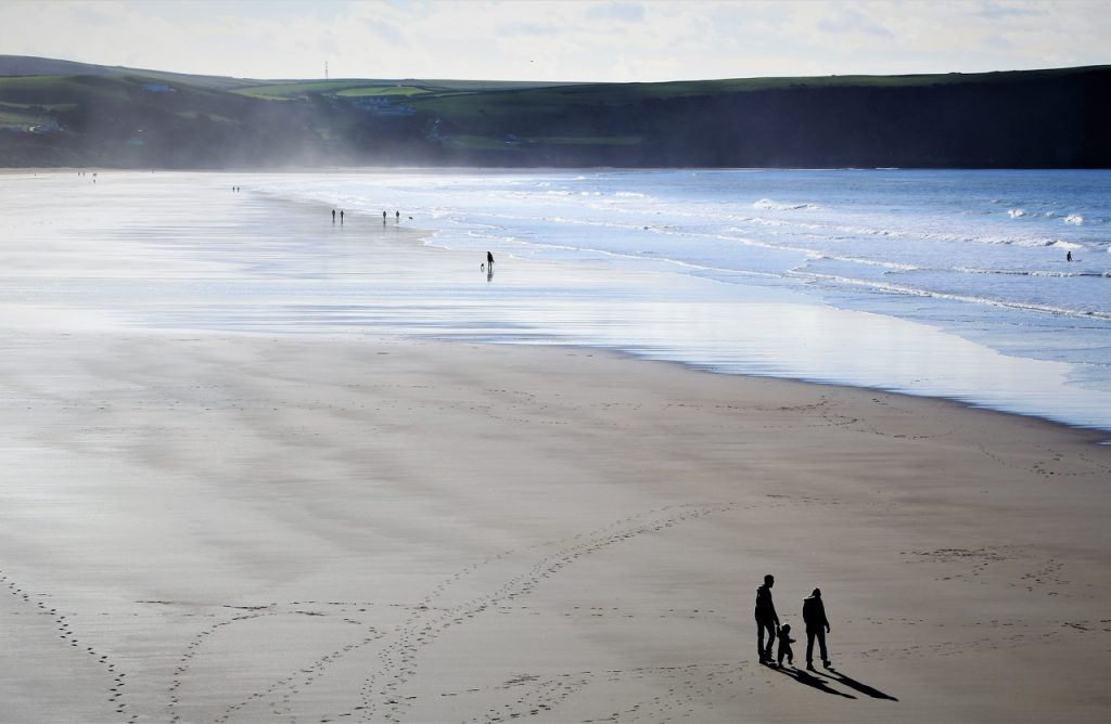 Coastal Road Trip, Woolacombe Beach, Morte Bay, Putsborough Beach, Baggy Point